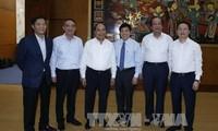 阮春福总理:提高应对气候变化效果
