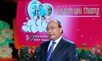 家庭的基本价值一向是每名越南人的神圣信念