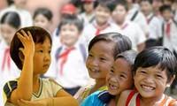 联合国人权理事会通过由越南倡导的儿童权与气候变化决议