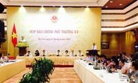 阮春福:坚决实施经济增长目标