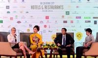 推介胡志明市著名酒店餐厅的手册