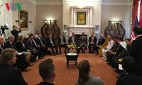 美国牧师高度评价越南宗教信仰政策