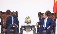 越南和世界银行的伙伴关系不断发展