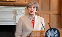 英国和欧盟在脱欧进程中关系紧张