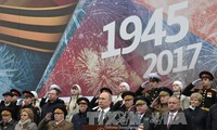 世界各地纪念反法西斯战争胜利72周年