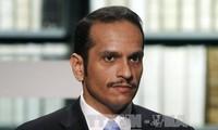 海湾外交风波:卡塔尔强调正在努力和解