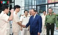 阮春福:建设满足新时期任务需求的人民警察力量