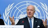 联合国提出叙利亚各方直接谈判时间表