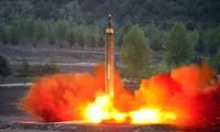 日本反对朝鲜发射导弹