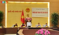 越南国会司法委员会第7次全体会议举行