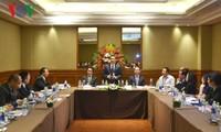 越南政府副总理武德担与越南面向可持续发展的企业理事会举行工作座谈会