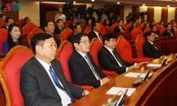 越南社会舆论关注越共十二届六中全会
