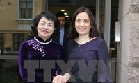 越南和芬兰加强所有领域合作