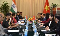 越印第九次政治磋商暨第六次战略对话举行