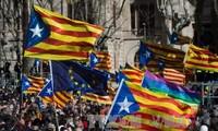 西班牙宪法法院宣布暂停执行加泰罗尼亚独立决议