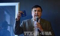 乌克兰逮捕格鲁吉亚前总统萨卡什维利