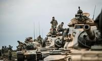 土耳其对叙利亚支持库尔德武装人民保护部队发出警告