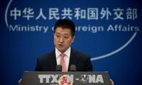 中国敦促美朝及早举行直接对话