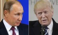 普京和特朗普通电话讨论多项重要问题