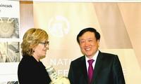 越南-匈牙利确定司法合作两大关键内容