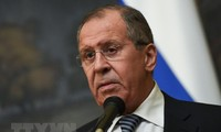 俄前特工中毒案:俄外长指控西方国家编造谎言欺骗世界