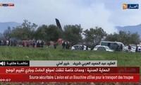 阿尔及利亚一架军用运输机坠毁 250多人丧生