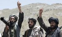 """塔利班在阿富汗发动一年一度的""""春季攻势"""""""