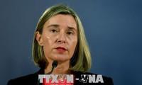 欧盟承认伊朗遵守伊核协议