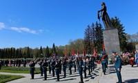 俄罗斯举行多项反法西斯战争胜利纪念活动