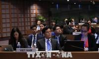 越南出席联合国亚太经社会第74届年会部长级会议