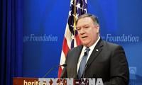 美国宣布:不会向朝鲜妥协