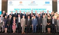 越南-欧洲面临推动双边关系迅猛发展的巨大机遇
