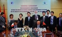 越南与意大利:推动环境和气候变化等领域的双边合作