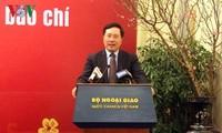 新闻媒体为提高越南在国际舞台上的地位做出贡献