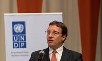 联合国开发计划署署长施泰纳访问越南