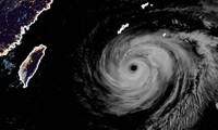 """中国台湾因台风""""玛莉亚""""疏散民众"""
