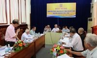 发挥越南天主教团结委员会在新阶段的作用