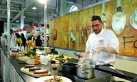 越南参加2018年亚洲特色食品展
