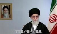 伊朗最高领袖哈梅内伊反对与美国谈判
