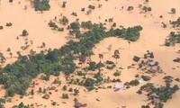 老挝水电站溃坝:老挝政府宣布萨南赛县为紧急灾区