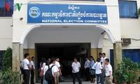 柬埔寨初步计票结果揭晓