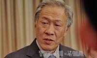 """新加坡呼吁东盟和中国尽快完成""""东海行为准则""""磋商"""