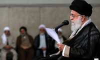 伊朗重申不会与美国进行谈判