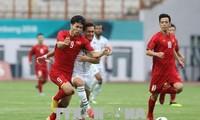 2018年亚运会:越南男足首战大胜