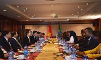 越南重视与埃塞俄比亚的传统友好关系和促进与埃方的多领域合作