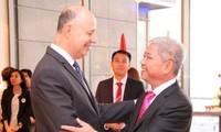 越南与以色列合作潜力巨大