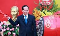 越南全国2300万学生喜迎新学年