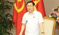 力争越南国有资本管理委员会于10月投入活动