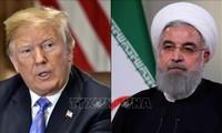 伊朗谴责美国实施经济恐怖主义