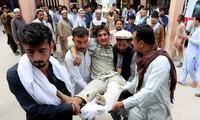 """""""伊斯兰国""""组织承认爆炸袭击阿富汗竞选活动"""